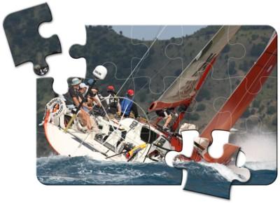 Picture of PLEXIMAG PUZZLE MAGNET