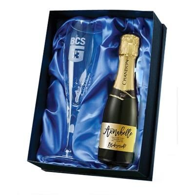 Picture of PERSONALISED MINI SPARKLING WINE