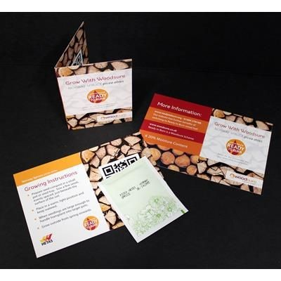 Picture of PERSONALISED SEEDS BOOKLET
