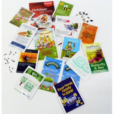 Picture of PERSONALISED SEEDS PACKET