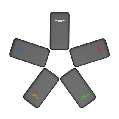 Picture of XOOPAR BUBBLE BANG 5000 CORDLESS POWER BANK