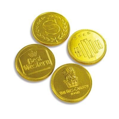 Picture of 38MM CHOCOLATE COIN