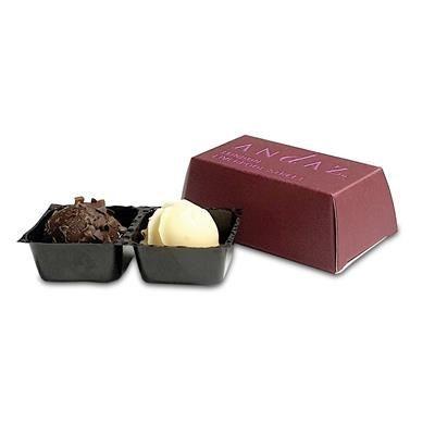 Picture of INGOT SHAPE CHOCOLATE BOX