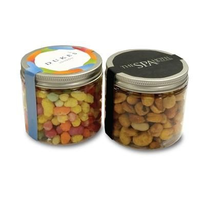 Picture of LARGE CLEAR TRANSPARENT SWEETS POT
