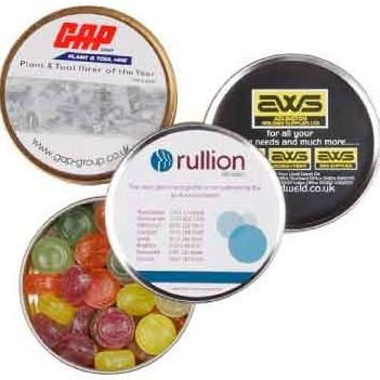 Picture of TRAVEL SWEETS TIN