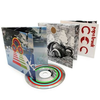 Picture of CD OR DVD DIGIPAK WALLET