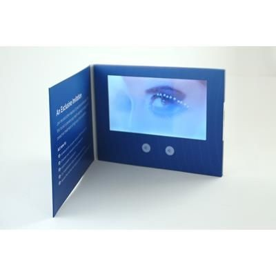 Picture of A5 VIDEO BROCHURE with 7 Inch Screen