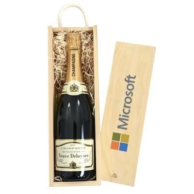 Picture of CHAMPAGNE in a Wood Crate