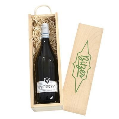 Picture of PROSECCO in a Wood Crate