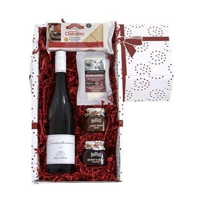 Picture of SHEEPS CHEESE & WINE GIFT BOX