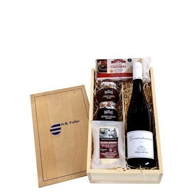 Picture of SHEEPS CHEESE & WINE CRATE