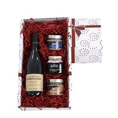 Picture of WINE & PATE GIFT BOX