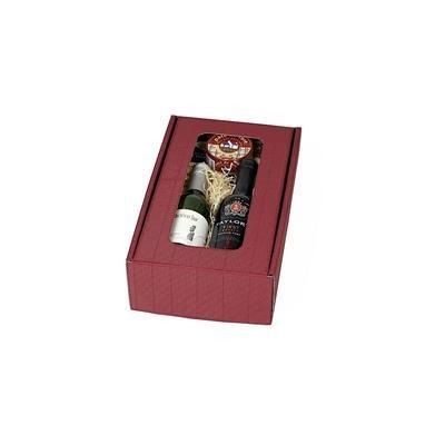 Picture of PORT, WINE, CHEESE & PATE GIFT BOX