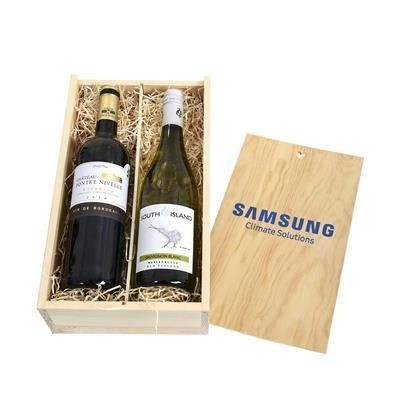Picture of WINE TASTINGS 2019 TWO-BOTTLE WINE CRATE
