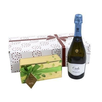 Picture of PROSECCO & CHOCOLATES GIFT BOX