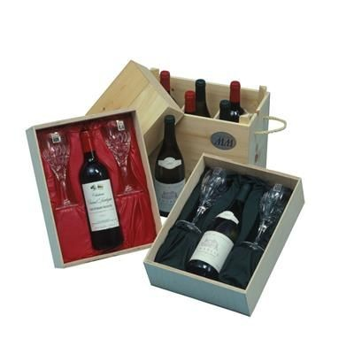 Picture of WINE GIFT BOX