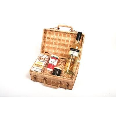 Picture of GOAT'S CHEESE & WINE HAMPER