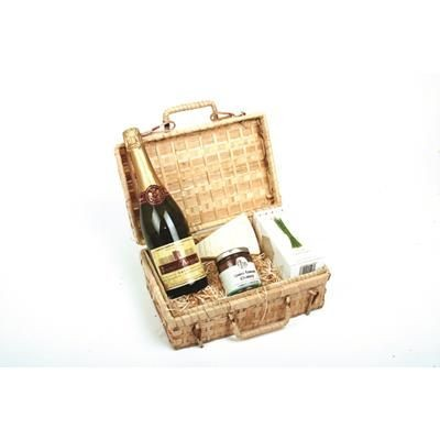 Picture of SOFT FRENCH CHEESE & WINE HAMPER