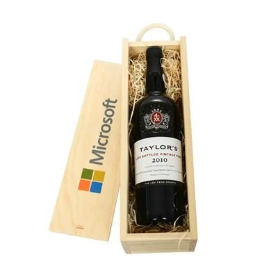 Picture of TAYLORS LBV PORT IN WOODEN CRATE