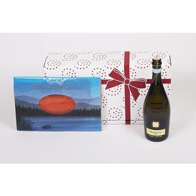 Picture of PROSECCO & SMOKED SALMON GIFT BOX
