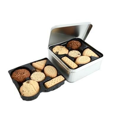 Picture of TARQUIN A GENUINE TREAT SILVER GIFT TIN