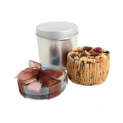 Picture of TARQUIN GENUINE TREAT SILVER GIFT TIN