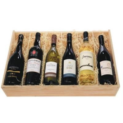 Picture of SIX-BOTTLE WINE PACK