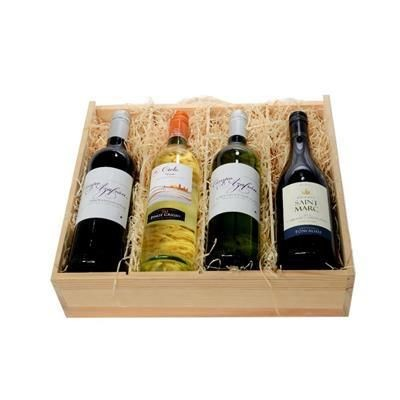 Picture of FOUR-BOTTLE WINE PACK