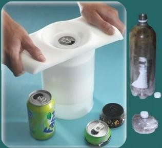 Picture of PLASTIC CAN & BOTTLE CRUSHER