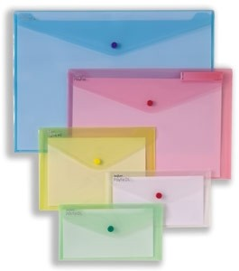 Picture of SNOPAKE POLYFILE DOCUMENT FOLDER