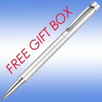 Picture of EVOLUTION ARGENT ROLLERBALL PEN in Silver