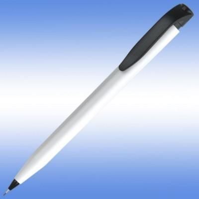 Picture of HARRIER EXTRA PENCIL in White with Black Trim