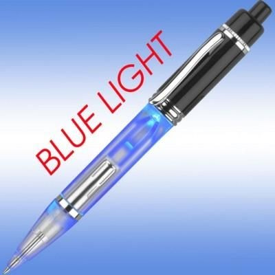 Picture of LIGHT PEN in Black with Silver Trim