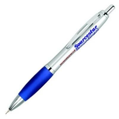 Picture of CONTOUR ARGENT PENCIL in Blue