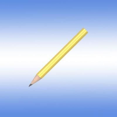 Picture of MINI NE PENCIL in Yellow