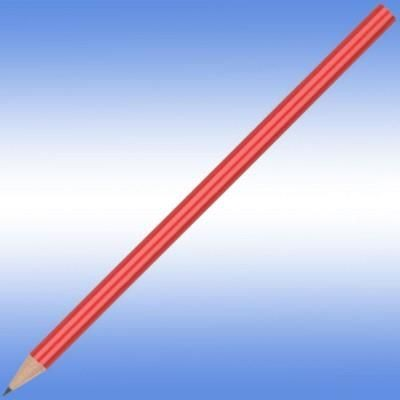 Picture of STANDARD NE PENCIL in Red