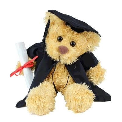Picture of ROCKY GRADUATION TEDDY BEAR