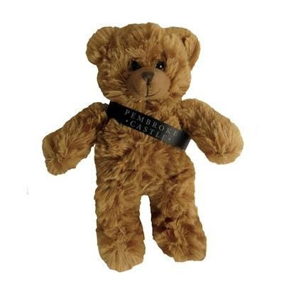Picture of 5 INCH TALL JANGO BEAR with Sash