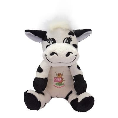Picture of SOFT TOY COW with Print on Chest
