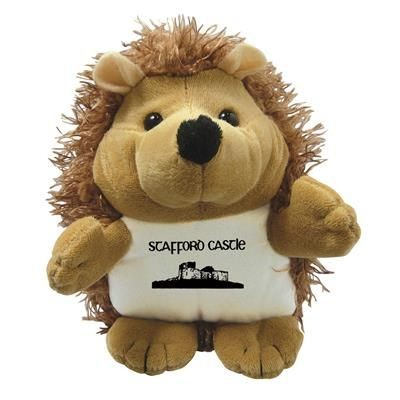 Picture of SOFT TOY HEDGEHOG with Print on Chest