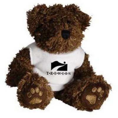 Picture of 5 INCH TALL CHARLIE BEAR with White Tee Shirt