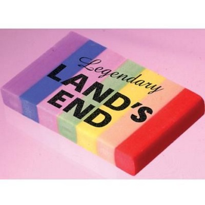 Picture of RECTANGULAR RAINBOW ERASER