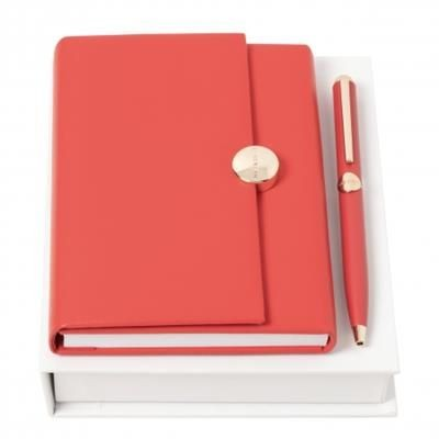 Picture of NINA RICCI SET MéDAILLON BALL PEN & NOTE PAD A6