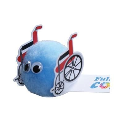 Picture of WHEELCHAIR LOGOBUG