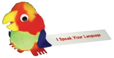Picture of PARROT ANIMAL ADVERTISING BUG