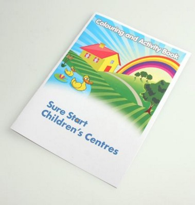 Picture of CHILDRENS COLOURING BOOK