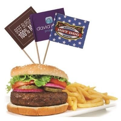 Picture of HAMBURGER & PARTY FOOD PICK