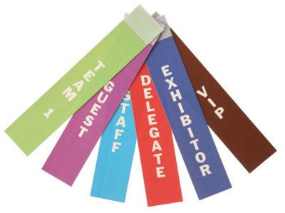 Picture of IDENTITY RIBBONS