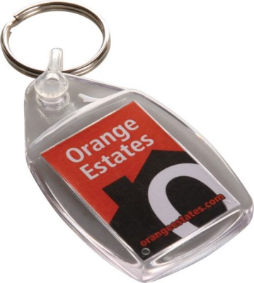 Picture of POPULAR PLASTIC KEYRING