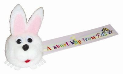Picture of RABBIT LOGO BUG with Full Colour Printed Ribbon